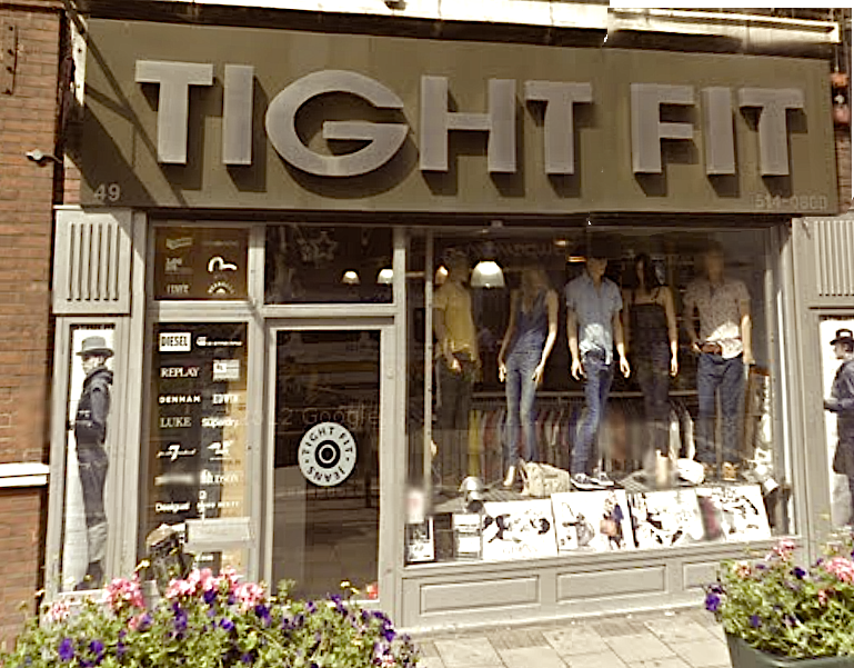 Tight Fit Store-new